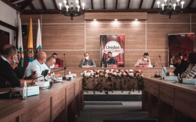Aprobados dos Proyectos de Acuerdo en comisiones