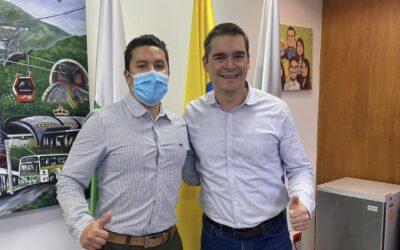Ciudad Región y una agenda conjunta, compromisos de los Presidentes de los Concejos de Medellín y Rionegro