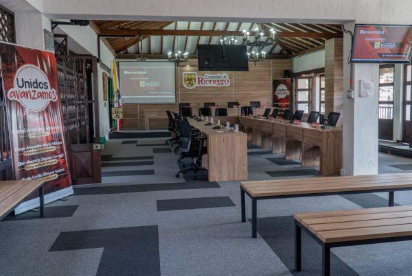 Concejo de Rionegro sede del encuentro de Presidentes de ACORA