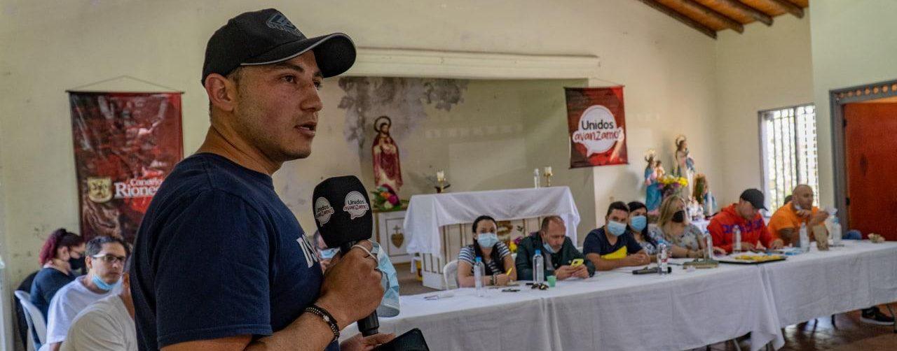 Durante 19 horas y 36 minutos el Concejo Municipal de Rionegro sesionó de manera descentralizada con las comunidades