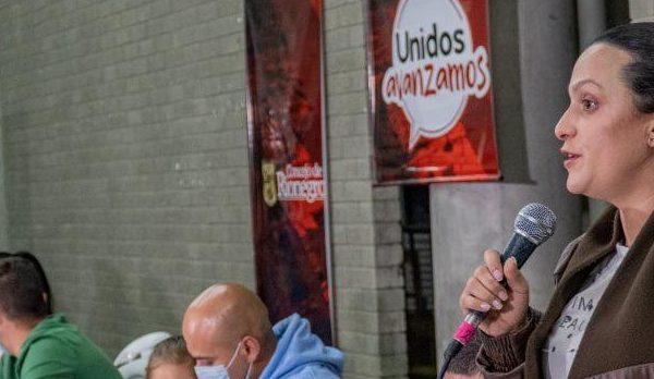 El Concejo Municipal de Rionegro rechaza de manera contundente los maltratos verbales a los que se ha visto sometida la Honorable Concejala Lady Johana Baena Aguirre