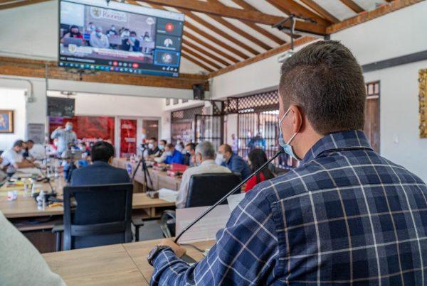 Concejo clausuró segundo periodo de Sesiones Ordinarias