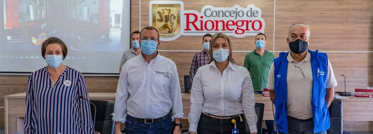 Familia socializó elecciones del Cabildo del Adulto Mayor