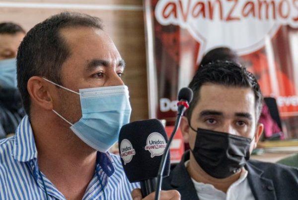 Dani Alexander Castaño, Jefe de la Oficina de Proyectos Especiales
