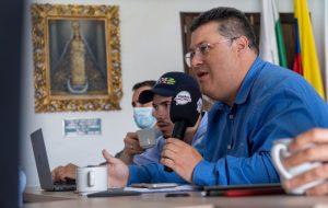 Sitirio en el Concejo de Rionegro