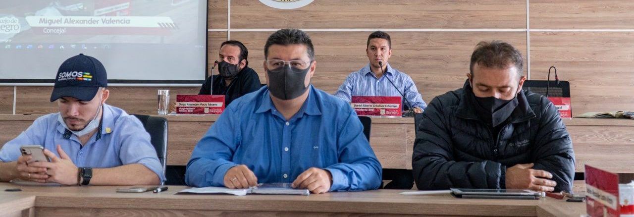 SITIRIO fue socializado en el Concejo de Rionegro