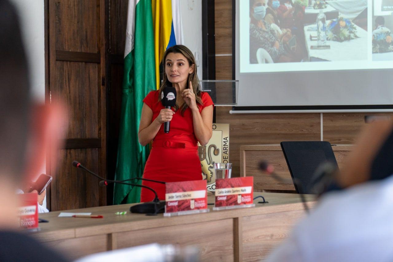 Corporación Empresarial del Oriente presentó informe en el Concejo